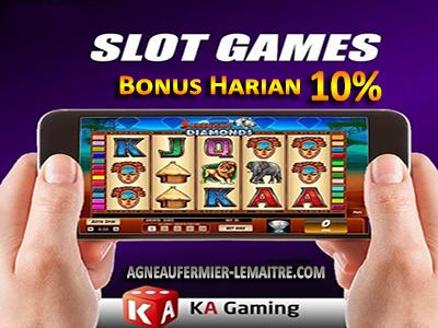 cara menang main slot online di hp