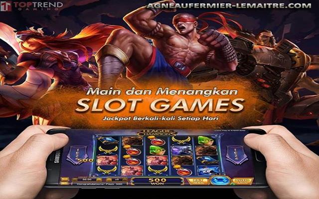 Slot mesin langsung main