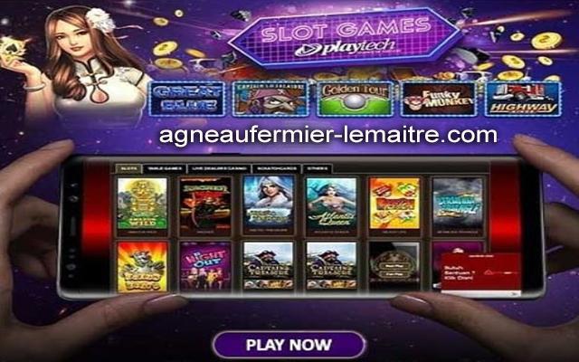 Situs Game Slot Berhadiah Nyata